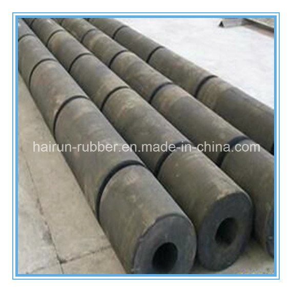 Marine Cylinderal Rubber Fender for European Market (ISO9001)