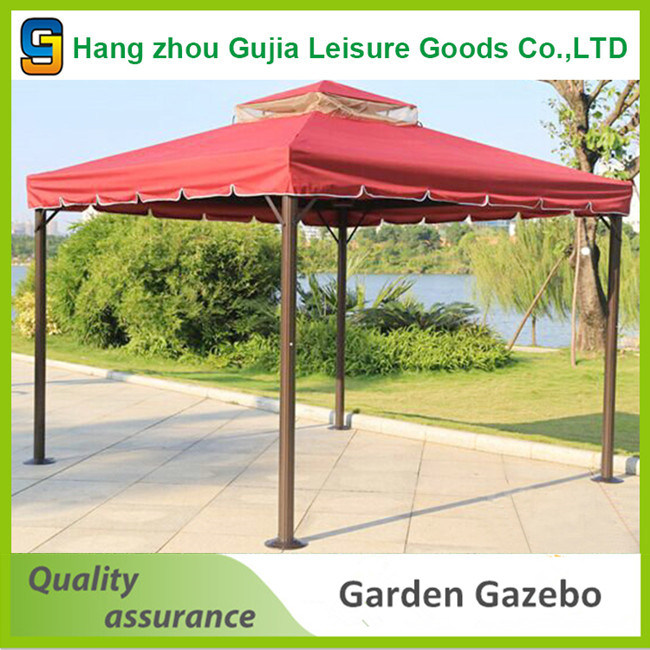 4X4m Large Outdoor Luxury Patio Hotel Event Gazebo Tent