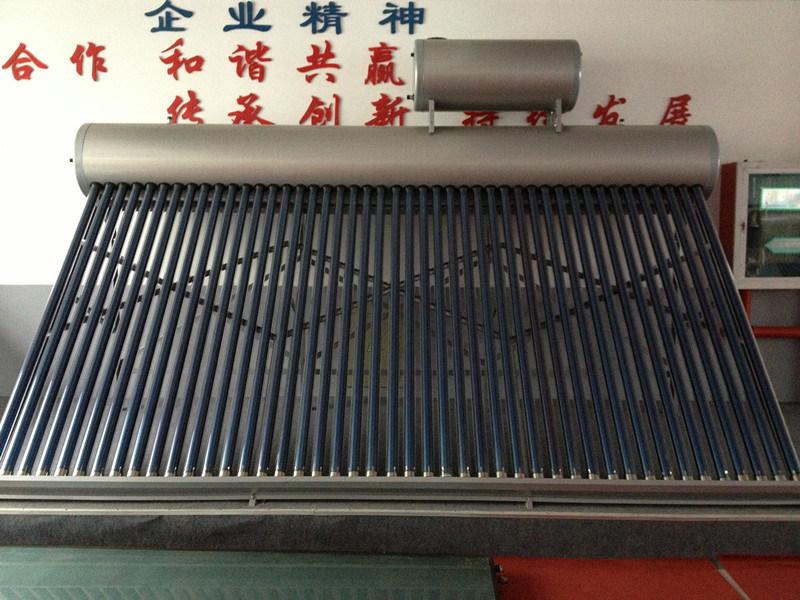 Low Pressure Big Capacity Solar Water Heater