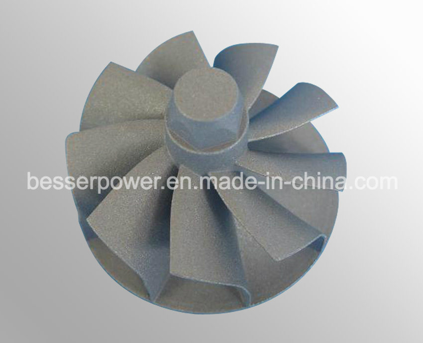 Ts16949 304/316 Silica Sol Lost Wax Investment Casting and Mass Production