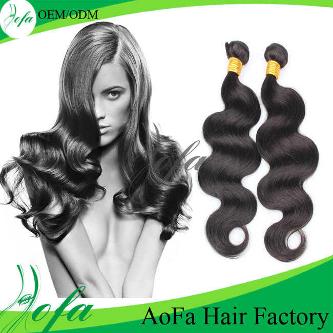 New Fashion Remy Human Hair Brazilian Virgin Hair