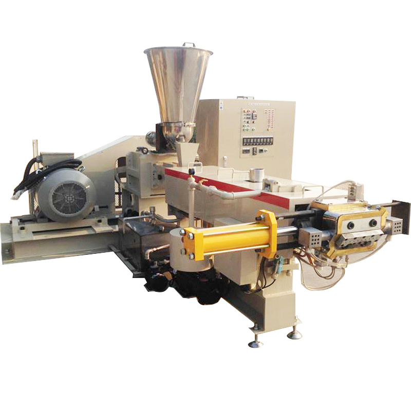 Parallel Co-Rotating Twin Screw Extruder for Plastic Masterbatch Compound