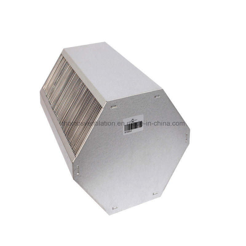 Aluminium Heat Exchanger Pm2.5 Fresh Air Ventilation with Ce (THE350)