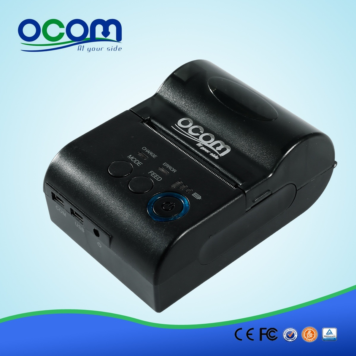 China Made Android Sdk Supplied Mobile Bluetooth Receipt Printer (OCPP-M03)