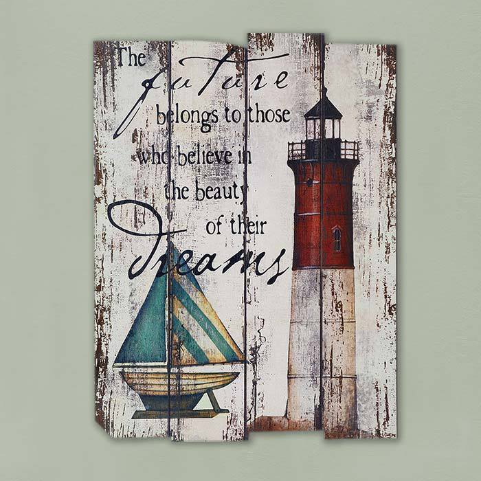 Customized Art Painting Printed on Wooden Frame for Decoration