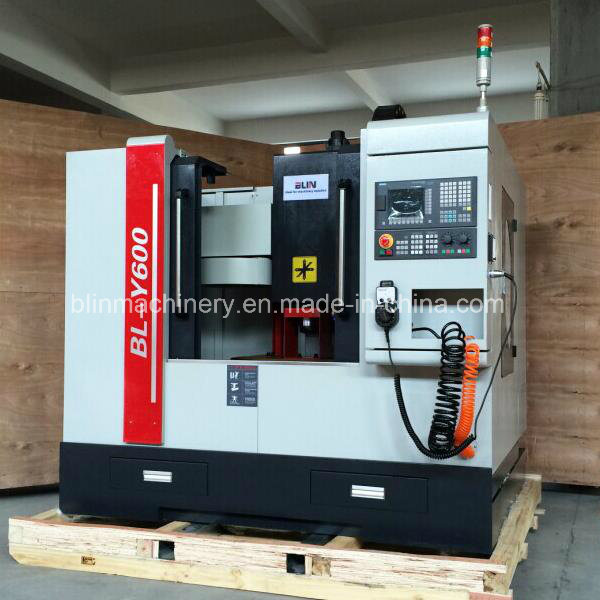 Bl-Y500/600hot Sale CNC Milling Machine/Vmc CNC Machining Center with Germany Technology