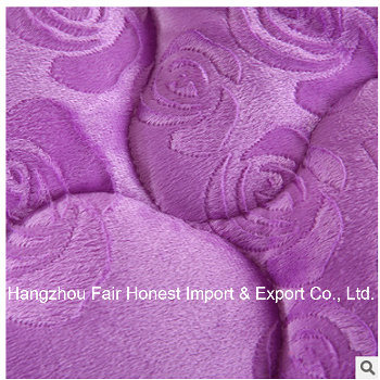 Winter Warm Jacquard Wool Quilt of Factory Wholesale
