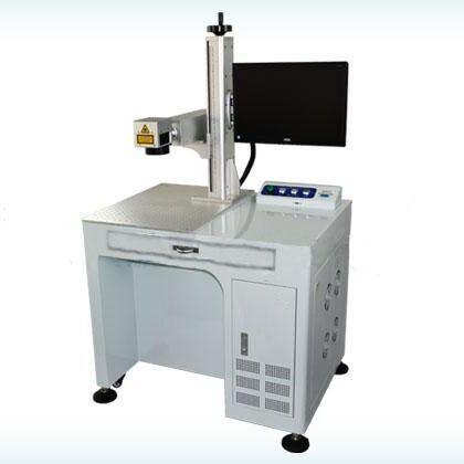 20W Desktop Laser Marking Machinery
