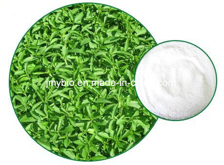 Hot Sale Stevia Extract Powder 80%~98% Stevioside, Food Additive