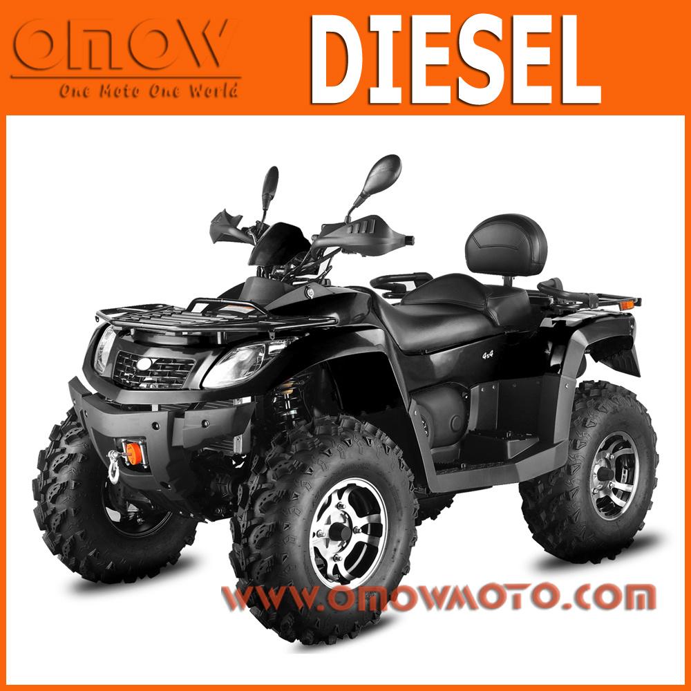 Latest Liquid Cooled Diesel 900cc 4X4 Quad