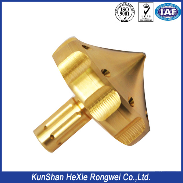 High Precision Aluminum/Brass/Steel/ CNC Machining Part
