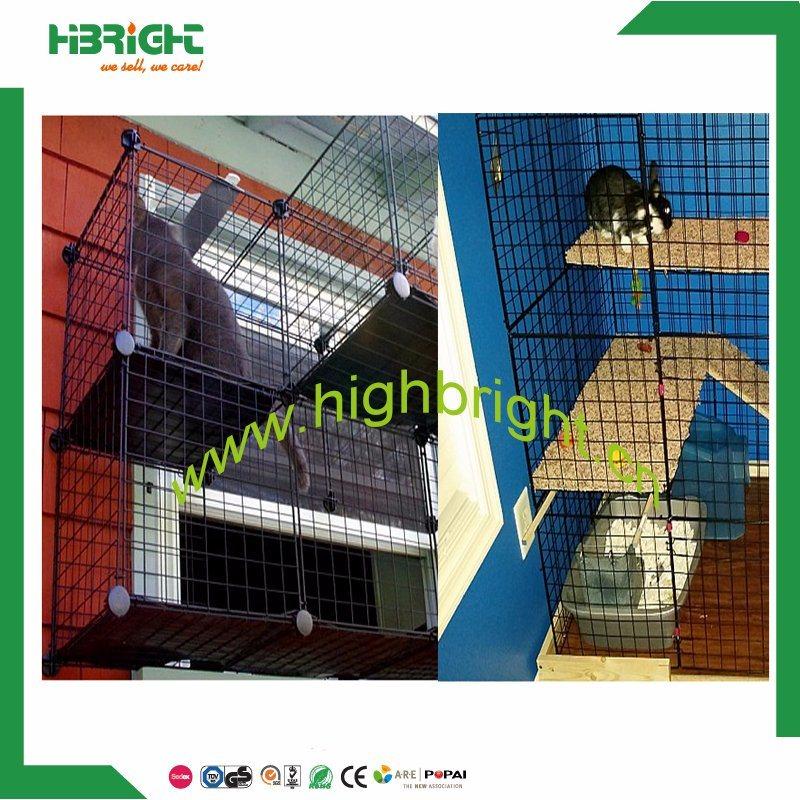 Pet Wire Mesh Storage Cubes