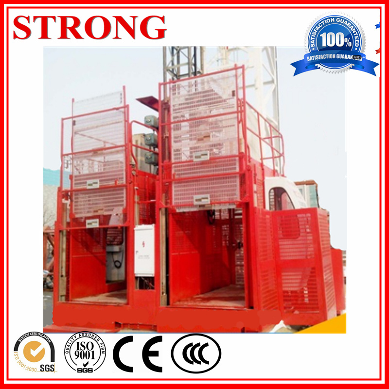 Sc Series Construction Elevator for Lifting Goods