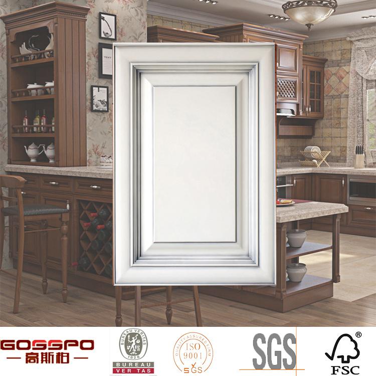 High Quality Solid Wood Kitchen Cabient Door Fronts (GSP5-015)