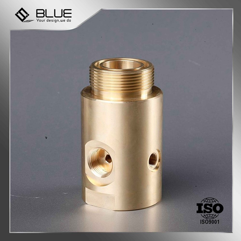 Good Quality Brass OEM Parts with High Precision