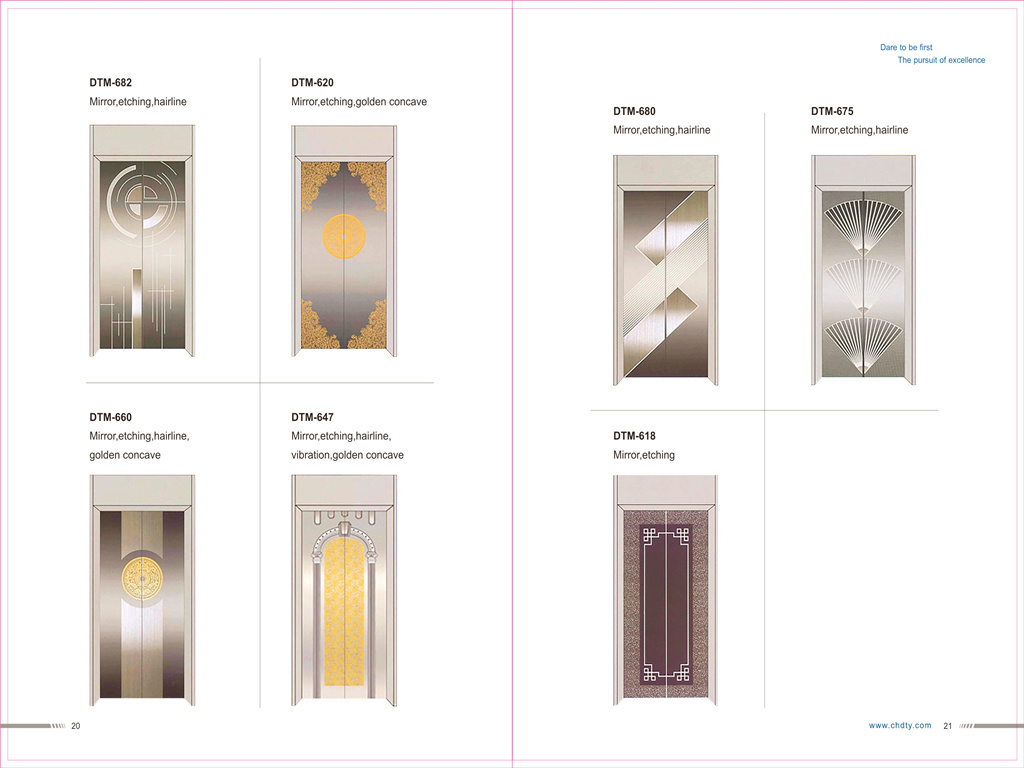 Sightseeing Elevator with Price Good Quality Observation Elevator