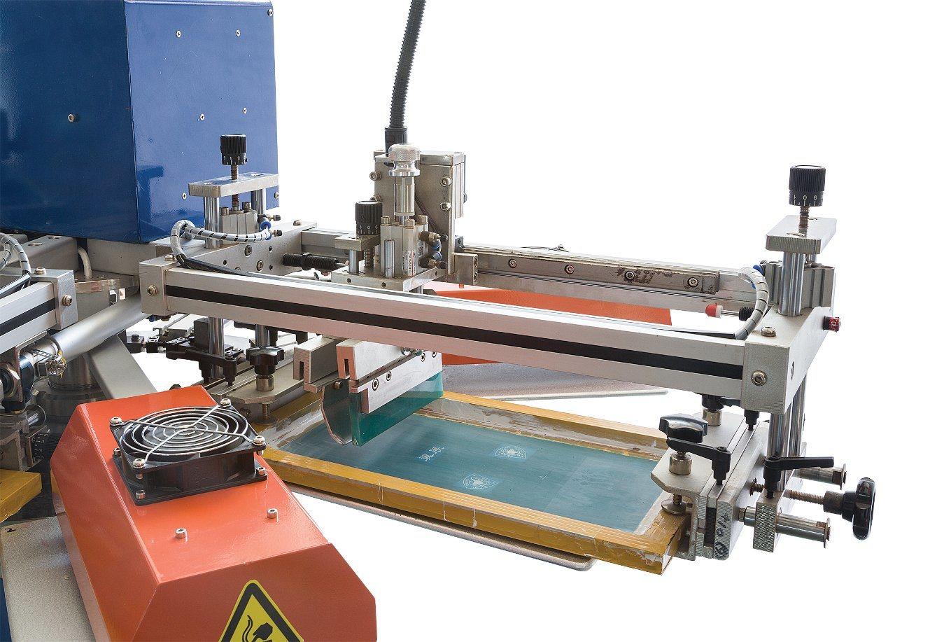 SPF Series Automatic Glove Screen Printing Machine