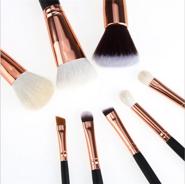 8PCS Makeup Brushes Tools Set