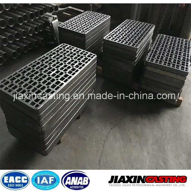 Lost Wax Casting HK40 HP40 Heat Treatment Furnace Tray