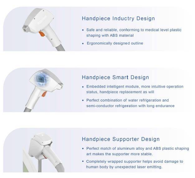 Candela 808nm Diode Laser Hair Removal Alma Laser Soprano XL Hair Removal Diode Laser Depilacion Price