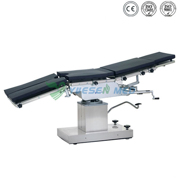 Ysot-3008c Multi-Functional Manual Surgical Operation Table