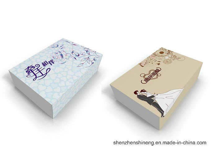 Water-Proof Paper Box ---- Stone Paper Rich (RBD-350um) Mineral Paper Double Coated