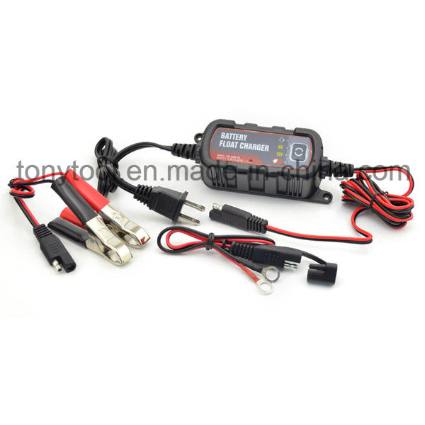 1.2A 6V/12V Battery Float Charger