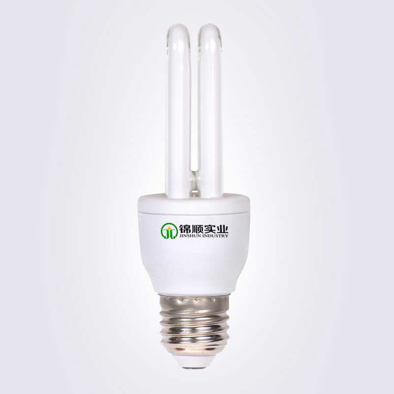 U Shape CFL Lamp Energy Saving Bulbs