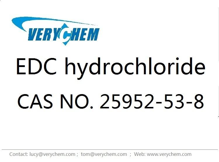 Pharmaceutical EDC. HCl EDC Hydrochloride CAS 25952-53-8 Commercial Factory