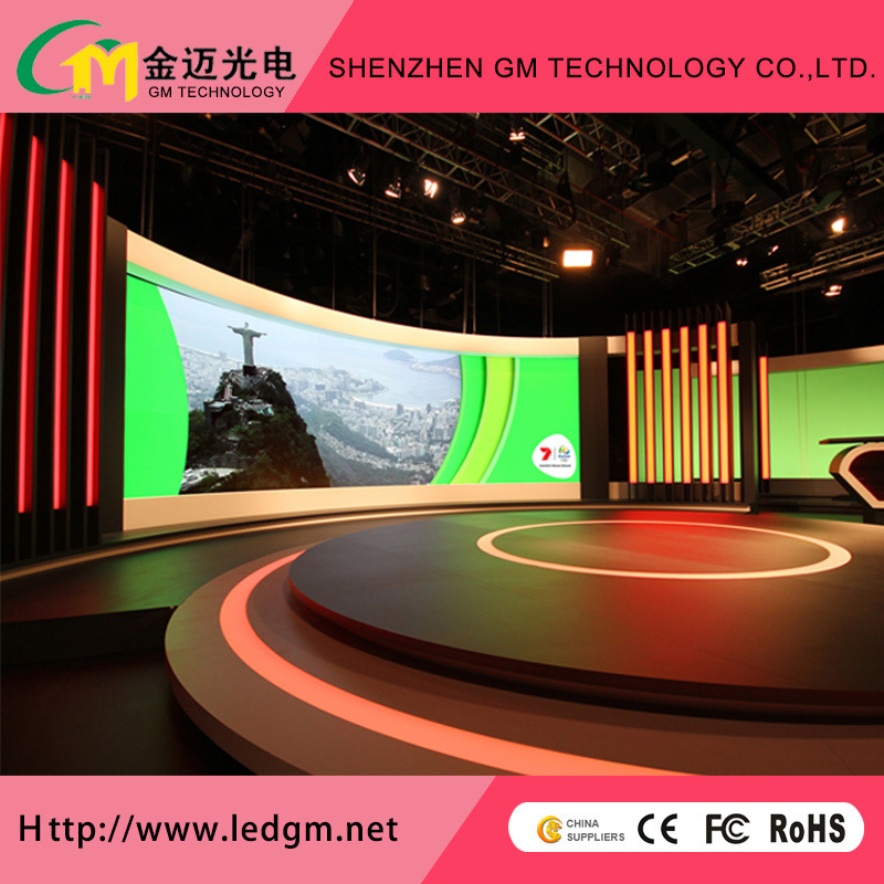Indoor Full Color HD LED Video Wall, P2.5 LED Display Screen with Fixed Installation and Rental Stage Show