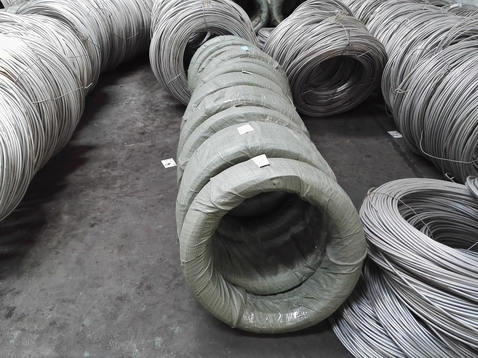 7A03 Aluminum Wire with Customized Diameter
