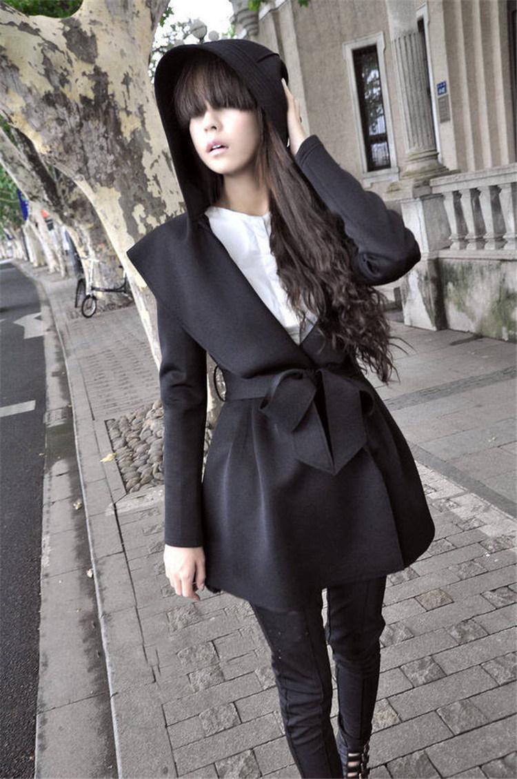 Ladies Overcoat Designs Glengarry Long Sleeve Trench Coat Fabric Woman Coat