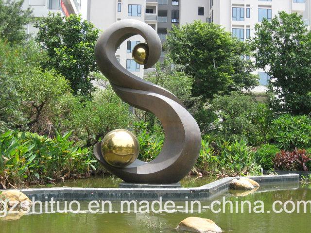 Abstract Art Decoration Decoration Bronze Sculpture 2