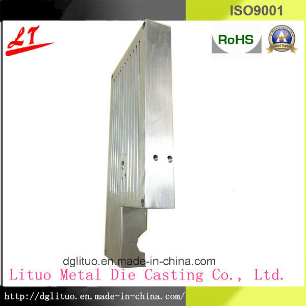 Widely/Common Used Hardware Metal Aluminum Die Casting Shelf Parts