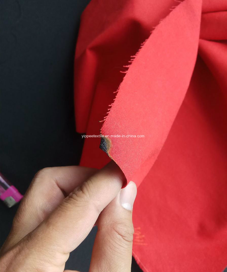 215G/M2 Flame Retardant Nomex Iiia Twill Uniform Fabric