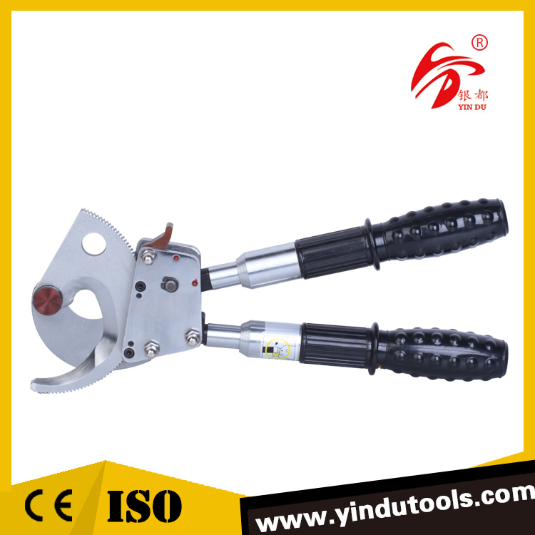 Cu-Al Ratchet Cable Rope Cutter (XD-520A)