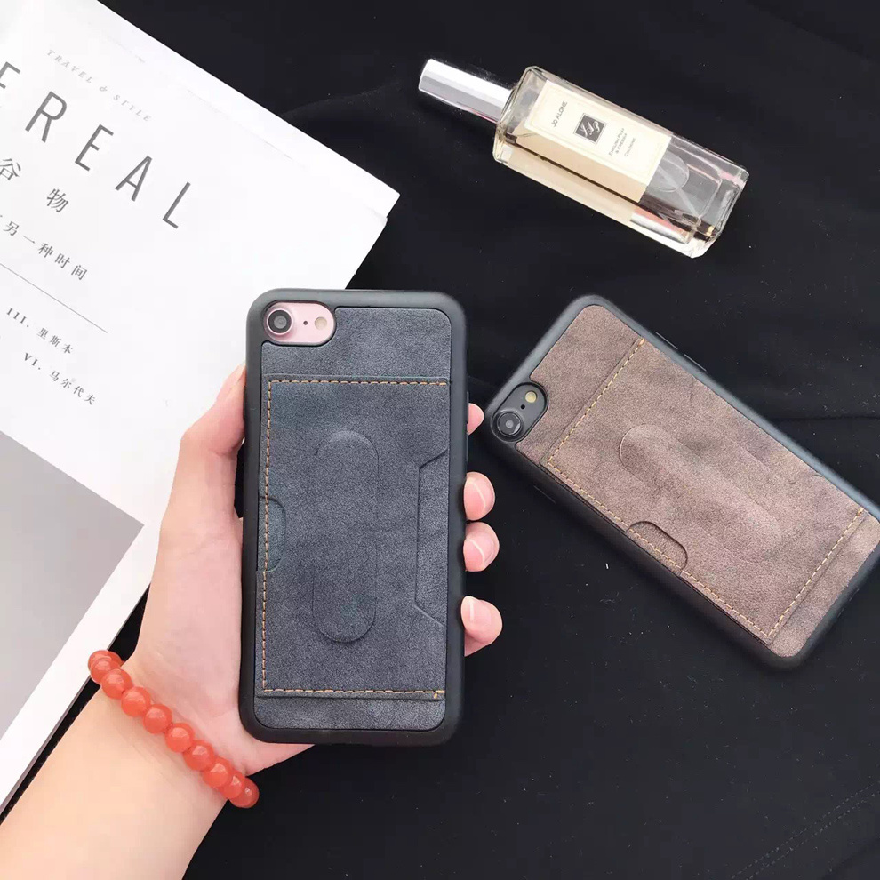 Cell Phone Case PU Leather Case for iPhone