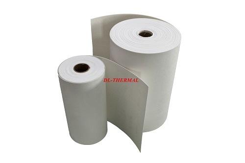 8mm Refractory Thermal Insulation Bio-Soluble Ceramic Fiber Paper