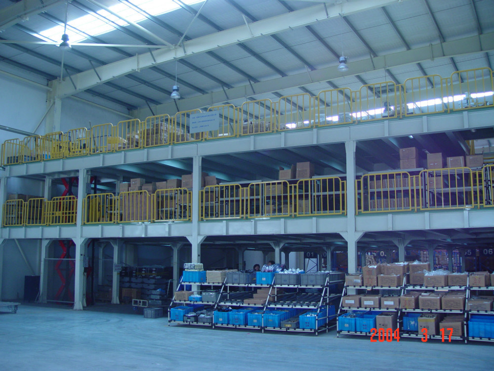 Steel Structure Plarform and Mezzanine Floor