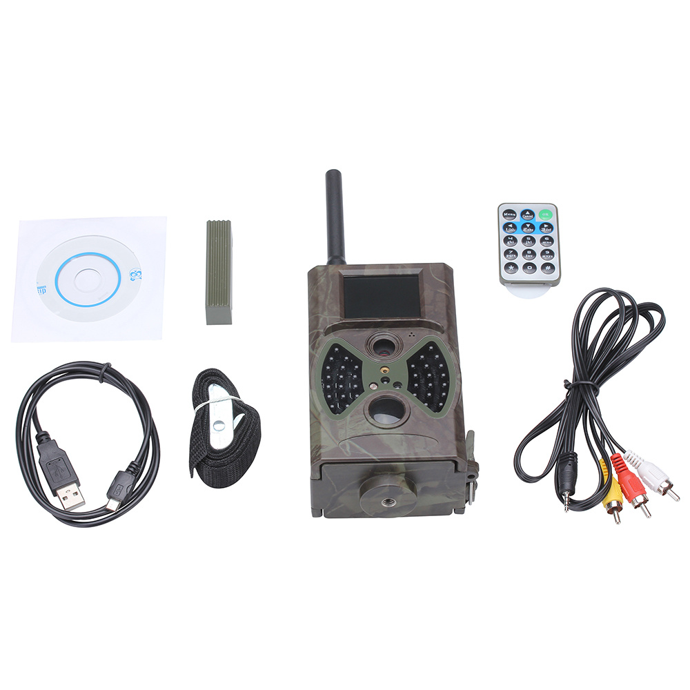 12MP 2g GSM MMS GPRS Hunting Trail Camera Wildlife Camera