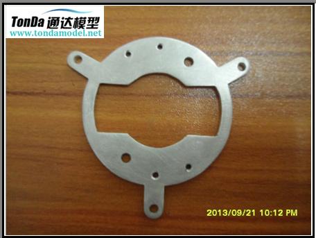 CNC Anodized Aluminum Machining Precision Auto Parts for Assemble