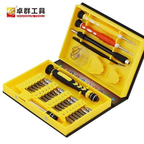 38PCS Multi-Purpose Screwdriver Set Power Electric Hand Tool Kit Set Screw Driver