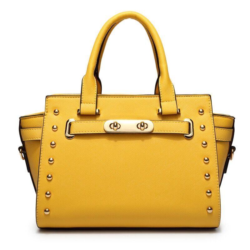Women PU Shoulder Tote Ladies Hand Bag