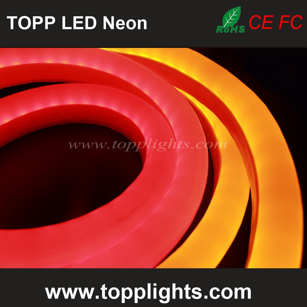 Flexible Waterproof LED Flexible Neon Strip Light