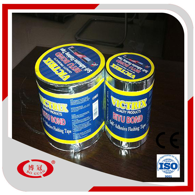 1.2mm Bitumen Waterproof Self Adhesive Flashing Tape