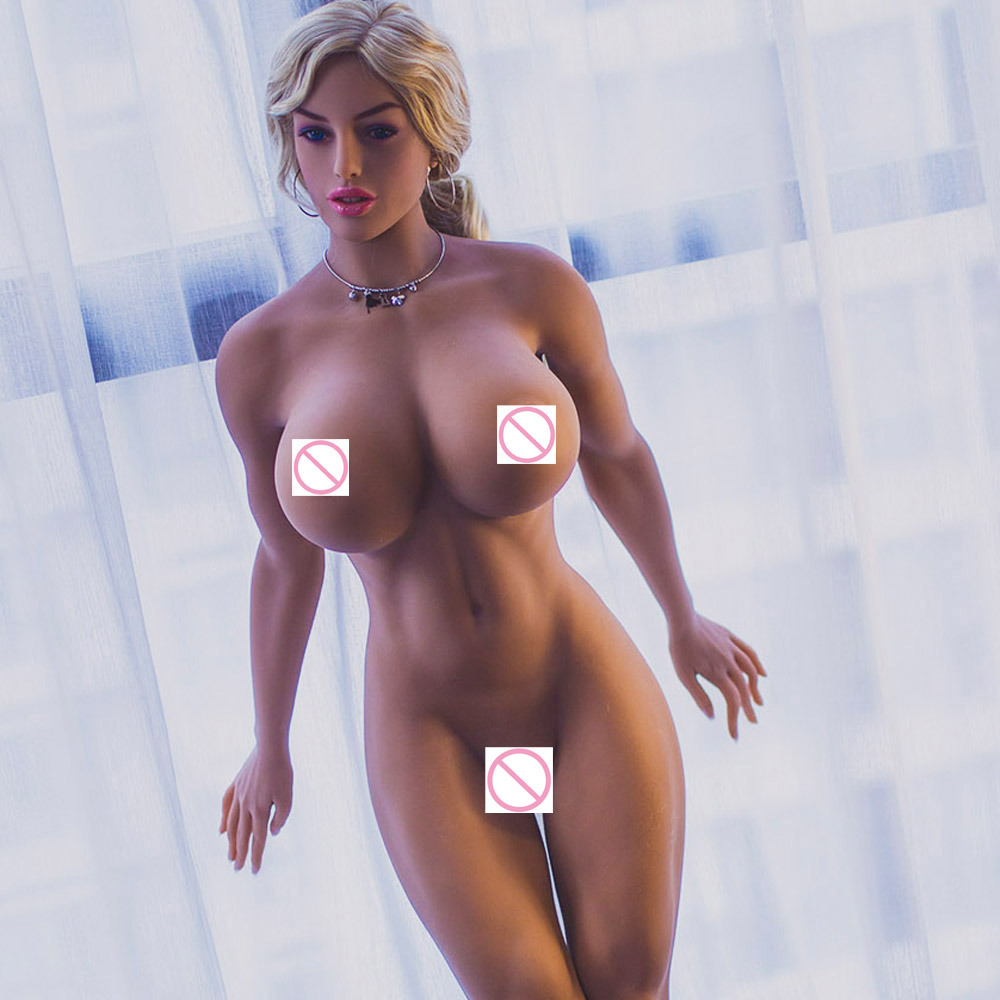166cm Top Quality Big Breast Silicone Sex Doll for Men