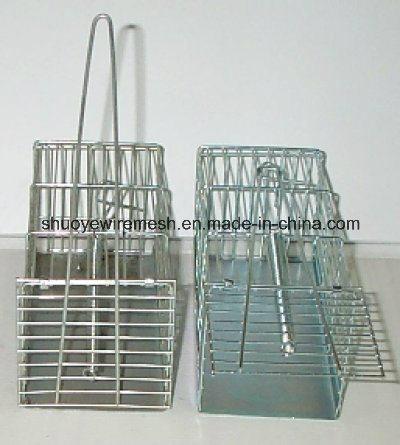 Foldaway/Chipmunk/Groundhog Trap Cage
