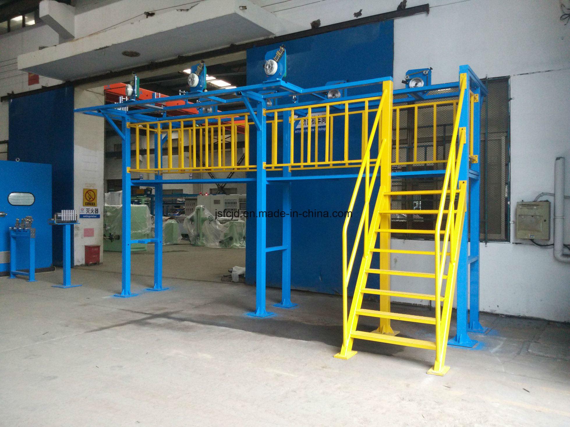 Copper Wire Double Twisting Machinery (FC-1000B)