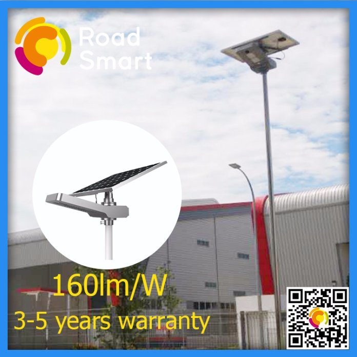 Innovative Outdoor Solar Powered Intelligent Outdoor Solar LED Path Lamp