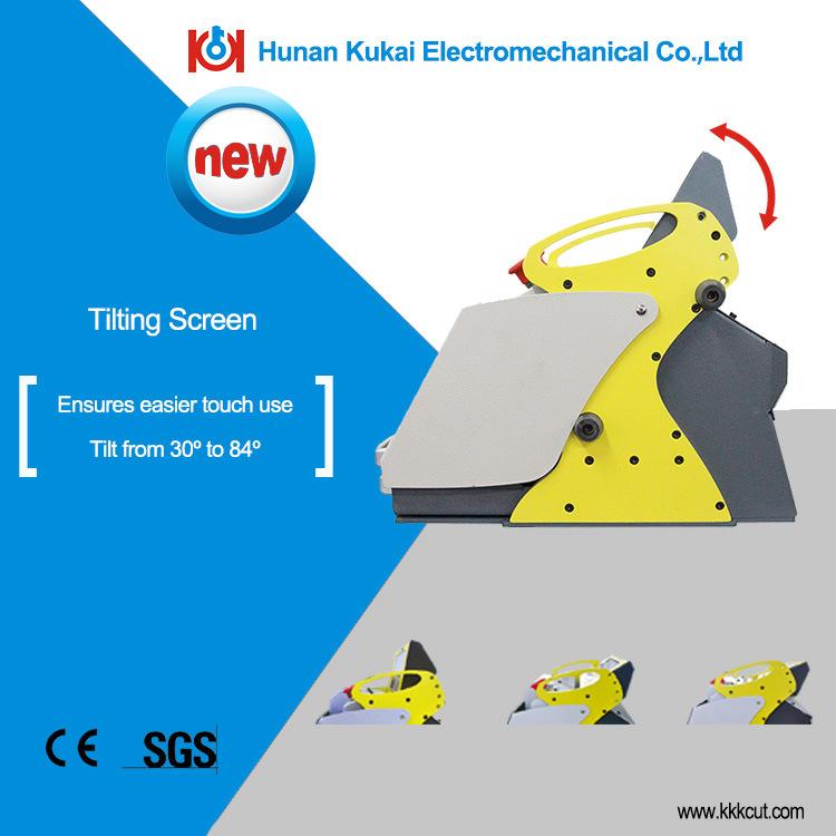 China Locksmith Tool Professional Laser & Non Laser Key Cutting Machine